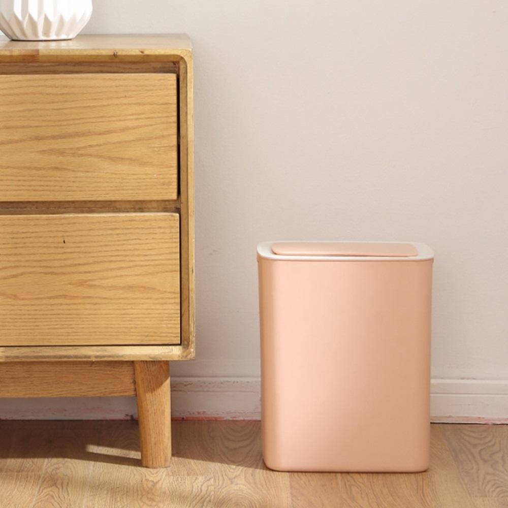 LuvHome 隨處感應智慧垃圾桶-2入組 (3色任選)