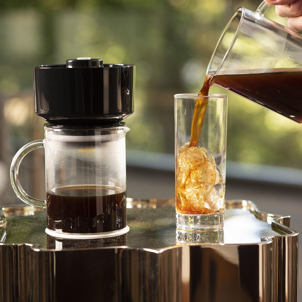 【集購】VacOne|2合1真空冷熱快速沖泡咖啡機