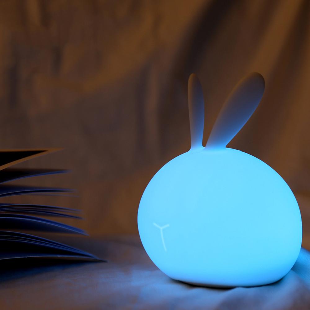 LuvHome Lighting Bunny柔軟兔子拍拍燈