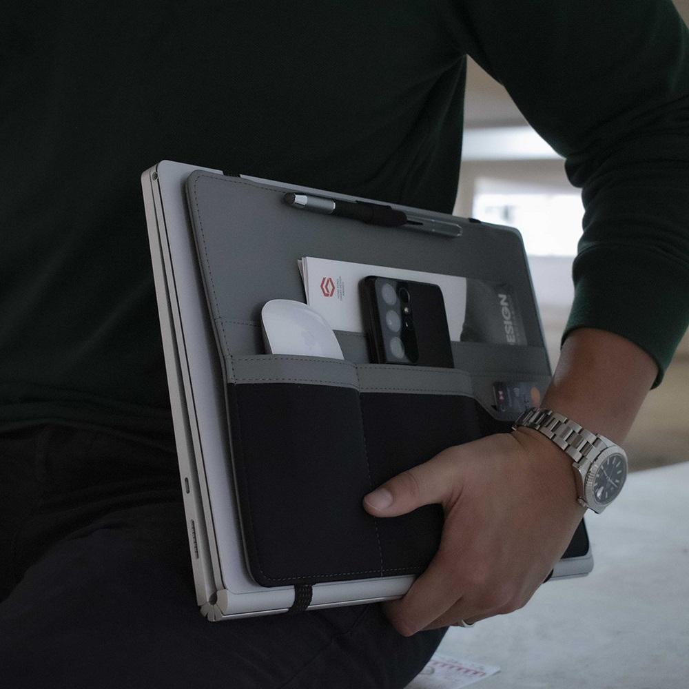 Brandcharger|Clipboard多功能筆電收納支架 - 2入組