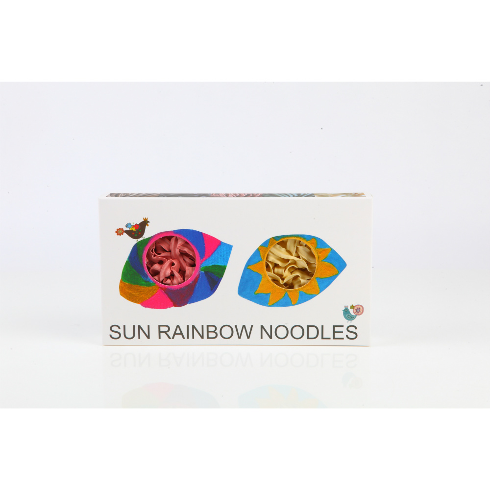 陽光彩虹|陽光彩虹麵 Sun Rainbow Noodle(兩片裝禮盒x2)