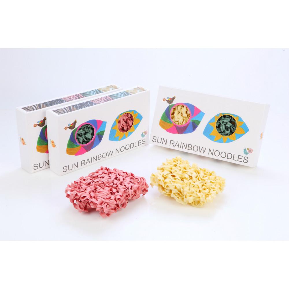 陽光彩虹|陽光彩虹麵 Sun Rainbow Noodle(兩片裝禮盒x3)