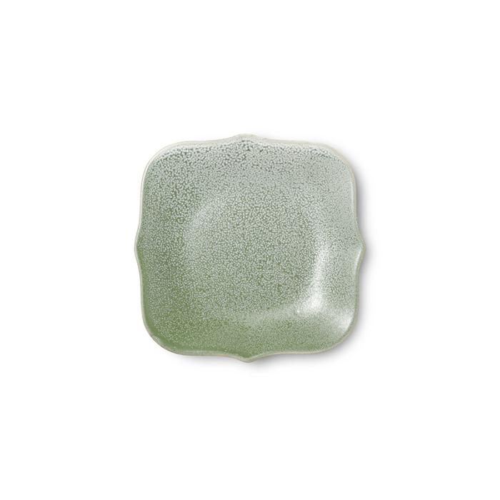 (複製)TZULAï 老磁磚系列_磚型盤6吋_春泥茶