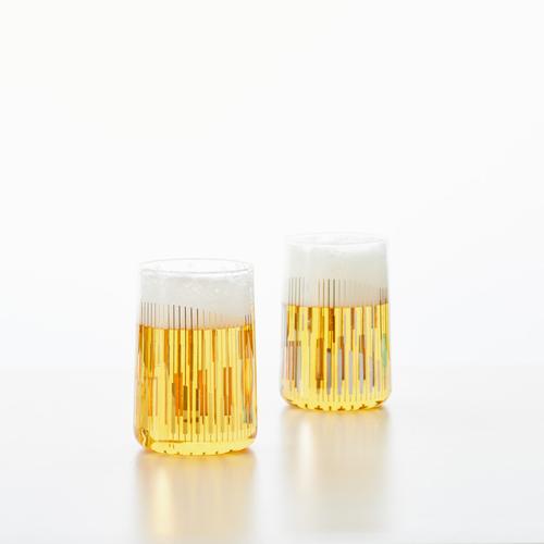 TZULAï 金銀啤酒對杯