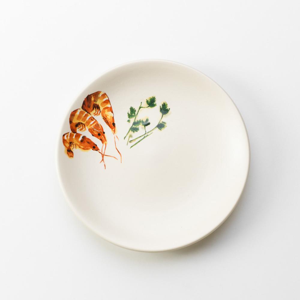 TZULAï 澎湃盤-蝦擺盤