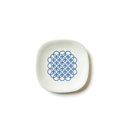 TZULAï|老磁磚系列_8吋圈圈輕食盤