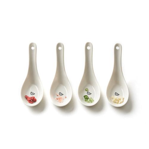 TZULAï|蒜瓣陶瓷湯匙