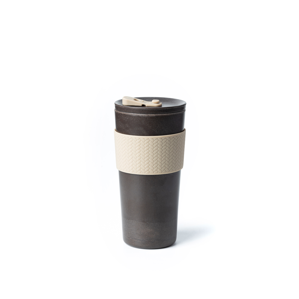TZULAï|Coffee-Cycle咖啡環保隨行杯500ml(原色)