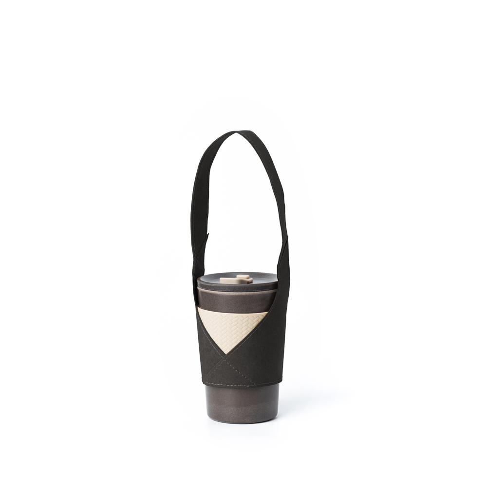 TZULAï|水洗牛皮紙飲料袋(重焙黑)