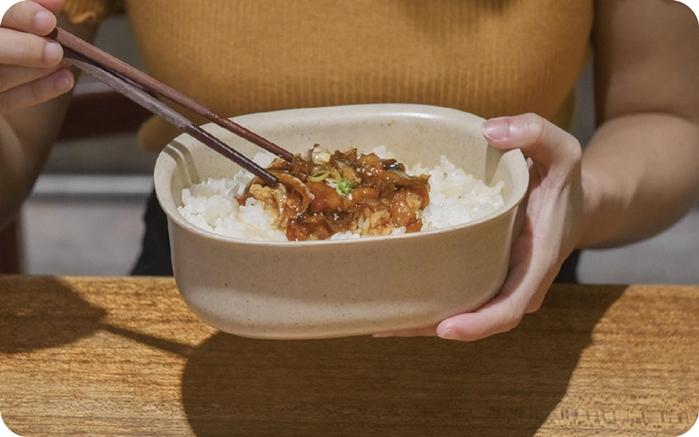 TZULAï Rice-Cycle稻殼便當盒
