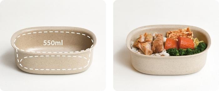 (複製)TZULAï|Rice-Cycle稻殼便當盒
