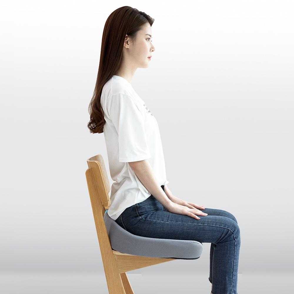 Bullsone-勁牛王│蜂巢凝膠矯正型坐墊