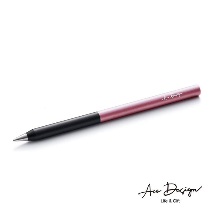 (複製)AceDesign|客製化 3in1無墨永恆鋼珠筆禮盒組-石墨黑紅(附三款筆頭、義大利真皮筆套)