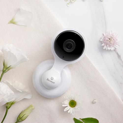 Beseye|Beseye Pro 雲端智慧攝影機-棉白
