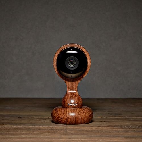 Beseye|Beseye Pro 雲端智慧攝影機-暖木紋