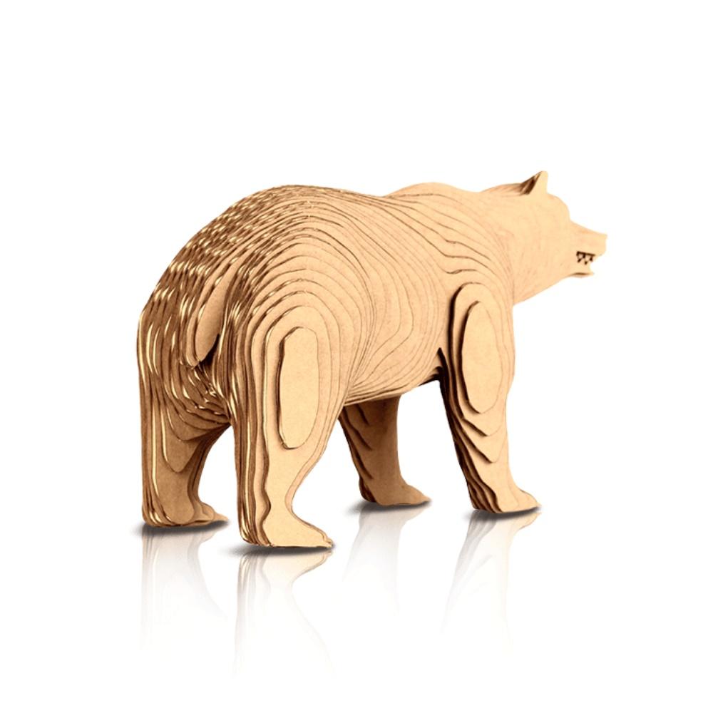 CONTAMO|手作模型-熊