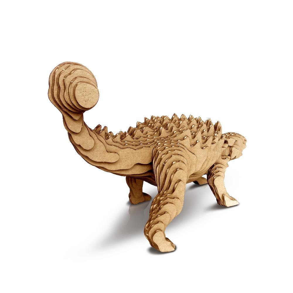 CONTAMO|手作模型-甲龍