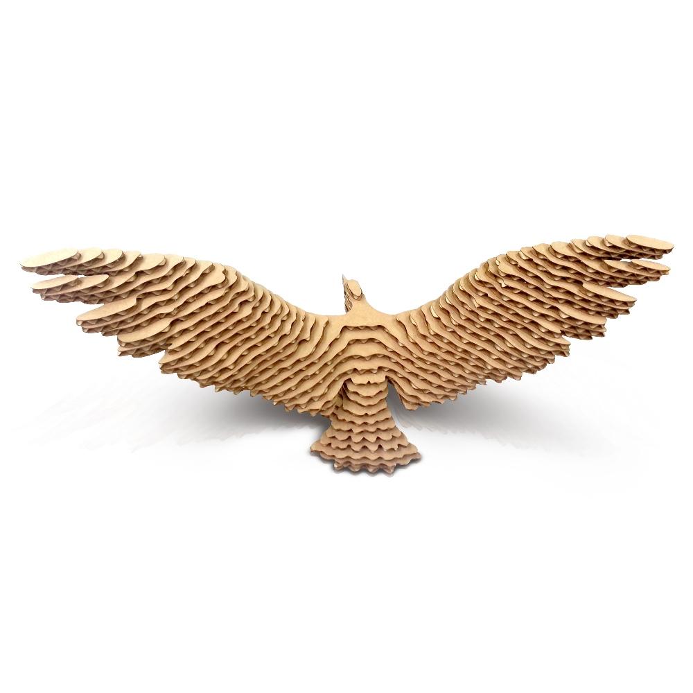 CONTAMO|手作模型-老鷹