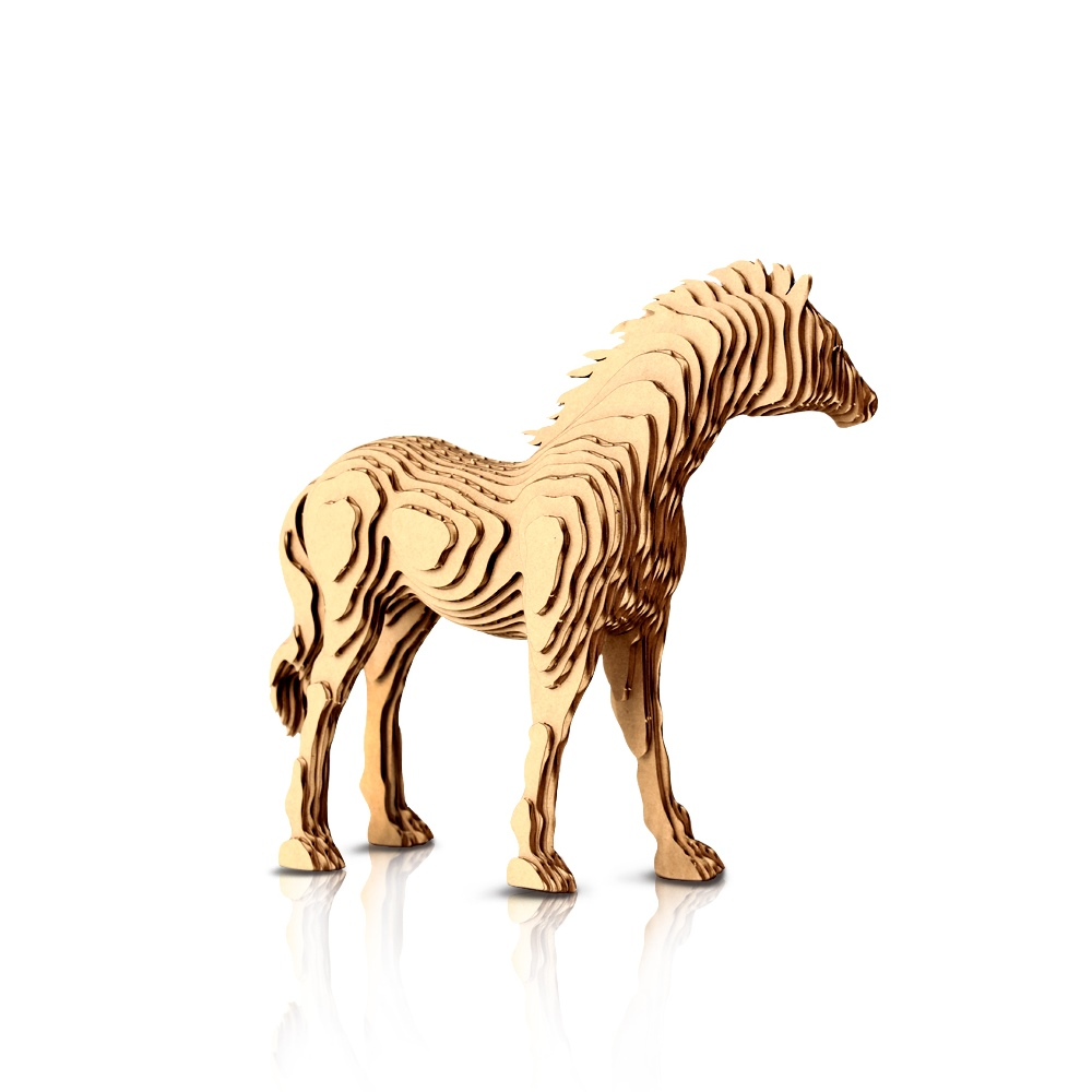 CONTAMO|手作模型-馬