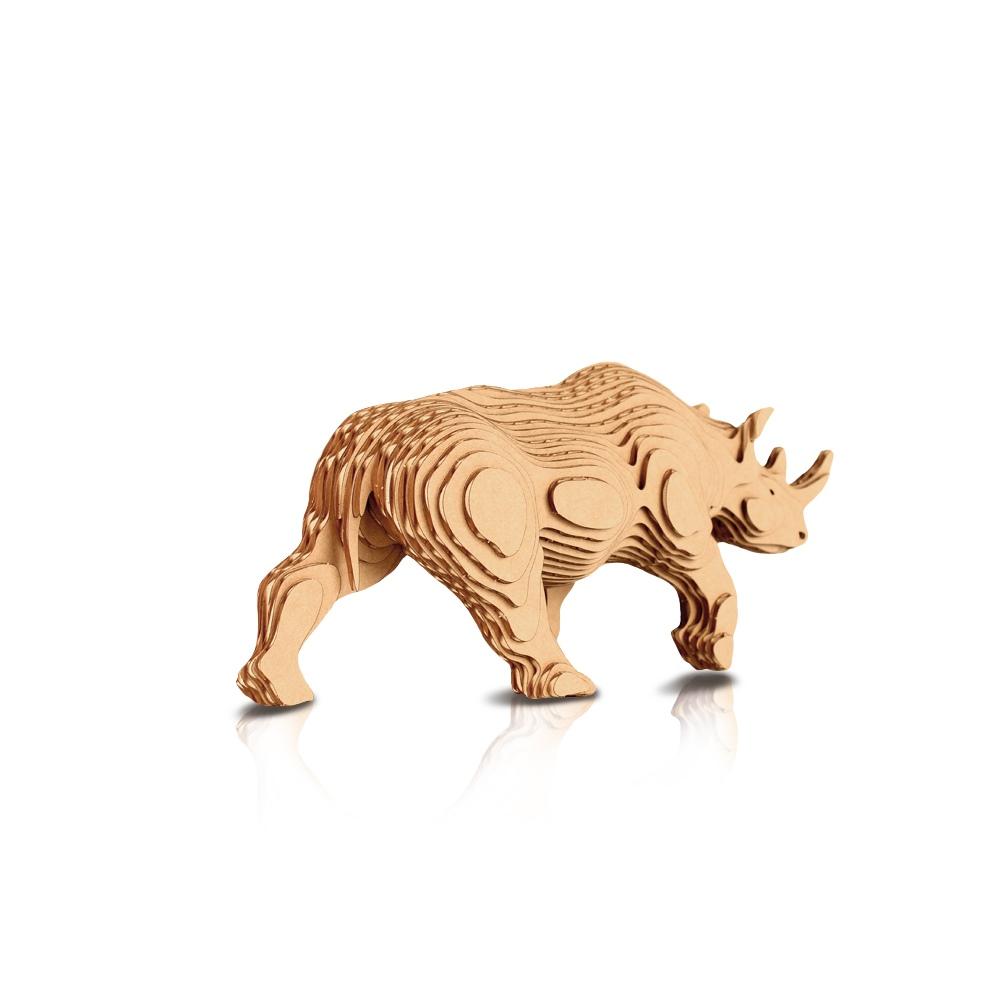 CONTAMO|手作模型-犀牛
