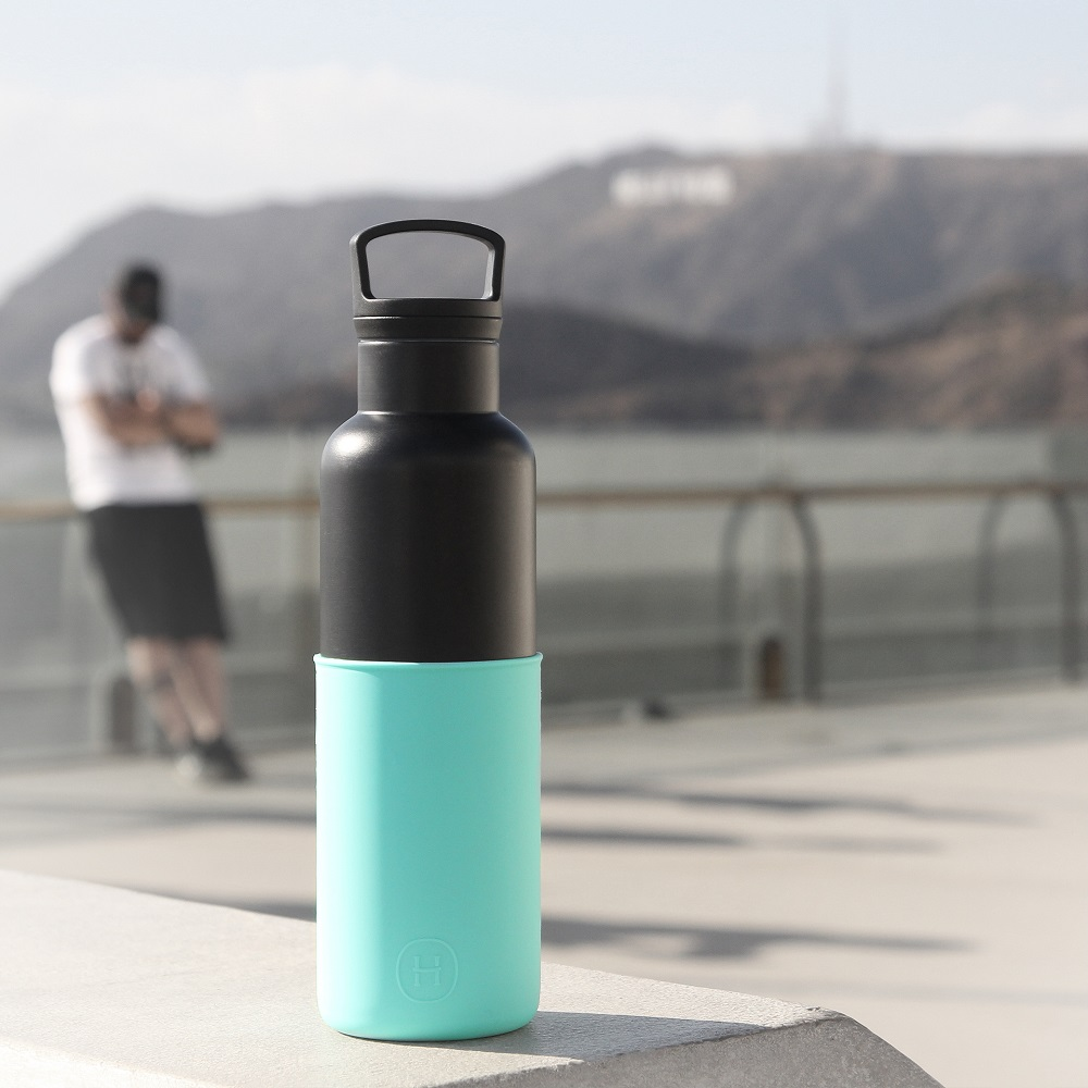 美國HYDY|CinCin Black Collection 北極藍/黑瓶 590ml