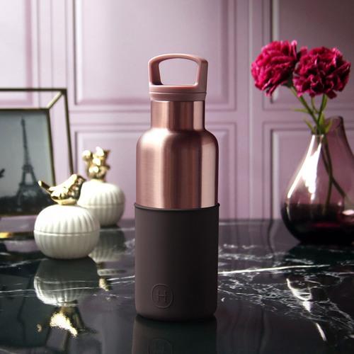 美國HYDY|CinCin Déco Collection 櫻桃紅-蜜粉金瓶 480ml