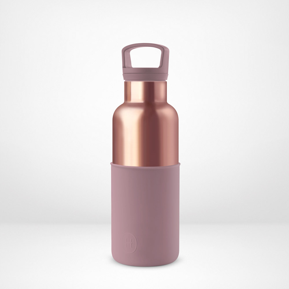 美國HYDY|CinCin Déco Collection 乾燥玫瑰-蜜粉金瓶 480ml