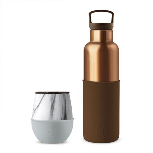 美國HYDY | Delicia 系列時尚大理石杯瓶組合