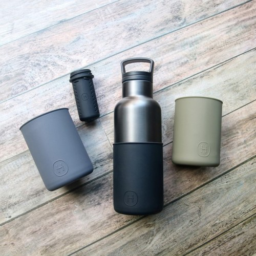 美國HYDY|CinCin Déco 油墨黑-鈦灰瓶480ml 時尚搭配組合