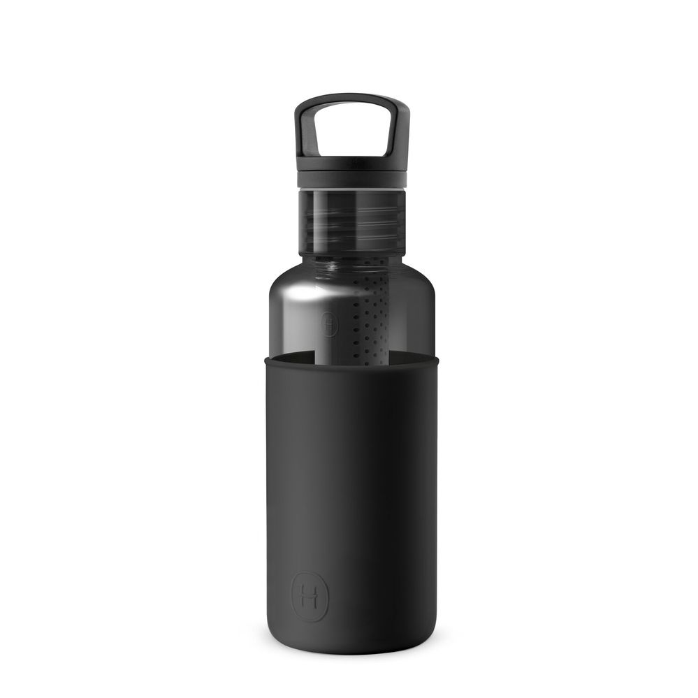 美國HYDY|Estiva輕靚冷水瓶 590ml 碳黑瓶-午夜黑