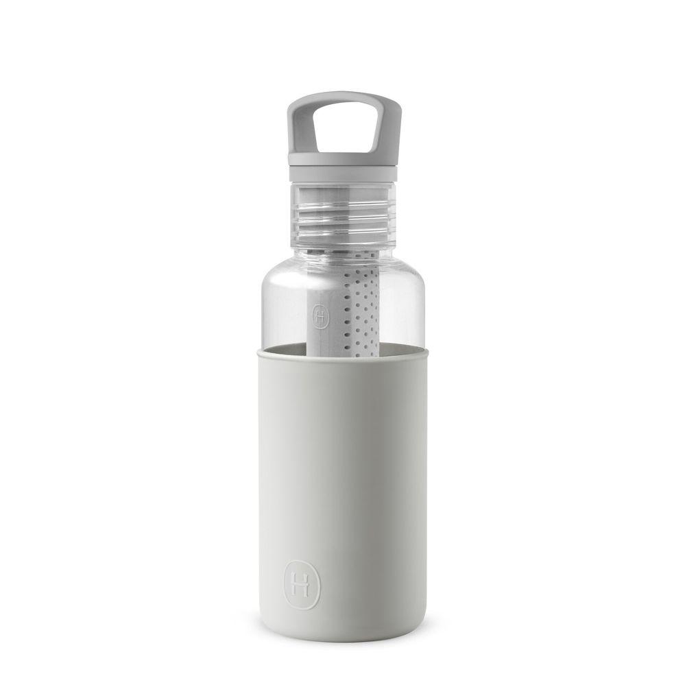 美國HYDY|Estiva 系列 輕靚水瓶 | 透明-雲灰 590ml