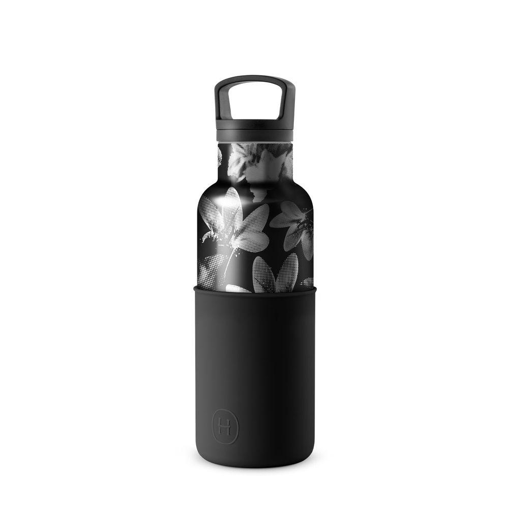 美國HYDY|CinCin Déco Collection 黑花瓶-油墨黑 480 ml