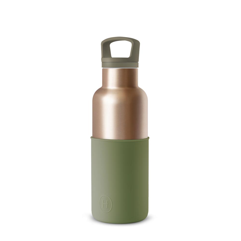 美國HYDY|絕美保溫瓶 480ml 冷杉瓶-軍綠