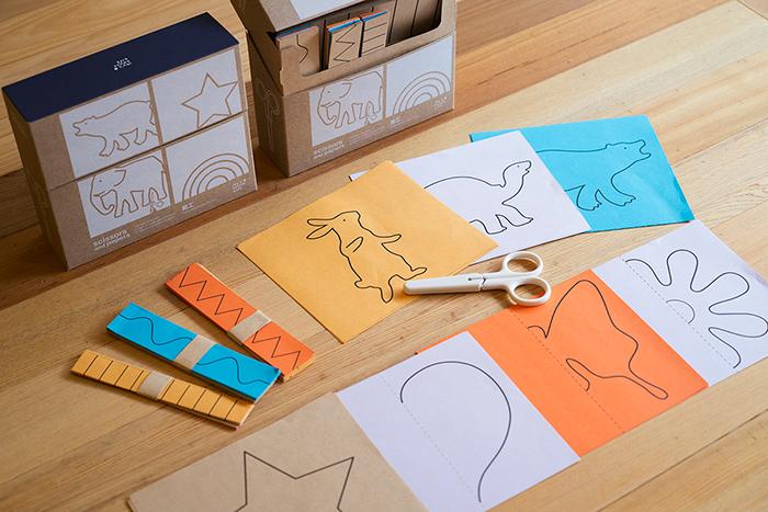 (複製)江口設計 Eguchi toys|木製兒童動物拼圖-北極熊