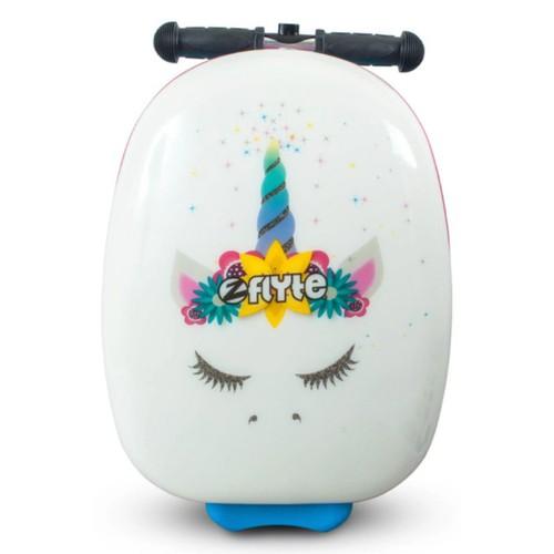 Zinc Flyte |多功能滑板車-克洛伊獨角獸