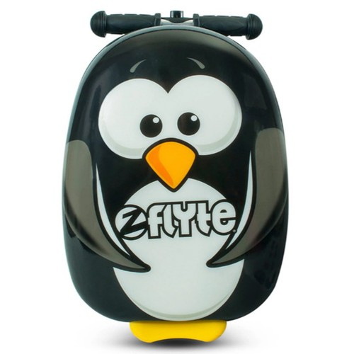 Zinc Flyte |多功能滑板車-波西企鵝