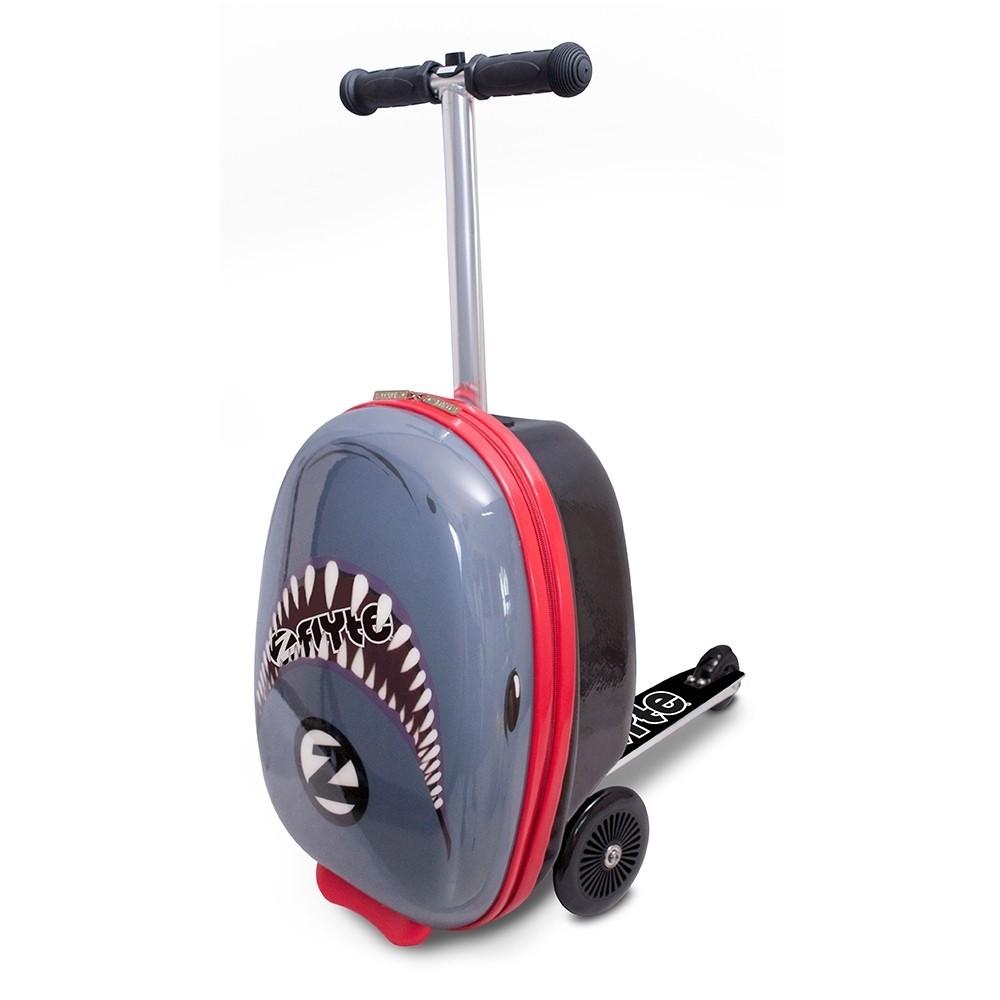 Zinc Flyte |多功能滑板車-鯊魚戰士