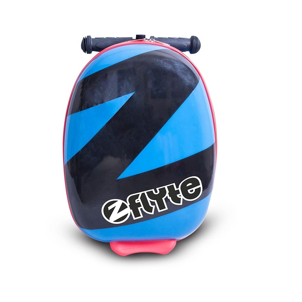 Zinc Flyte |多功能滑板車-太平洋藍