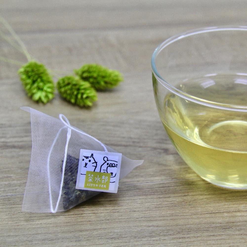 茶水部|精選單品茶盒-金萱烏龍3克袋茶10入裝