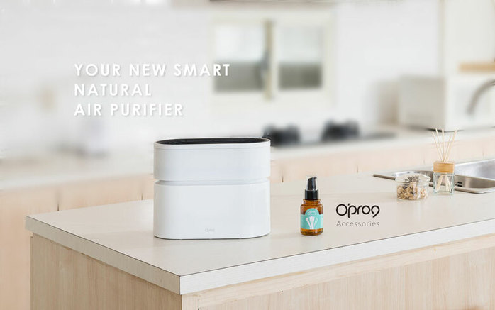 Opro9 | 智能空氣淨化器專用淨化液