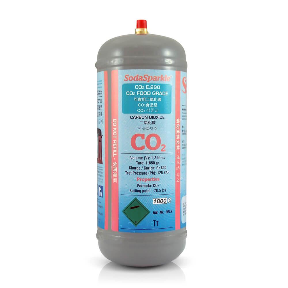 SodaSparkle|BigSparkle大器款專用CO2鋼瓶