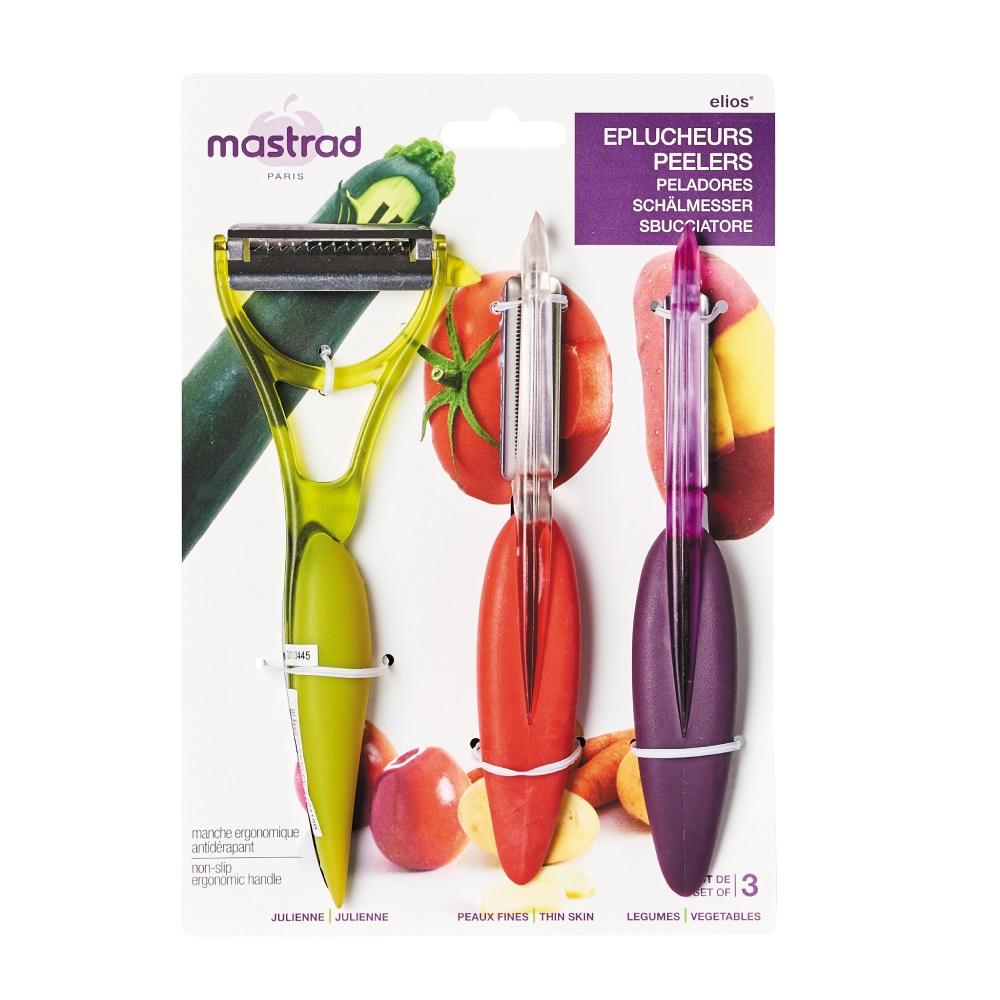 法國mastrad   刨絲削皮組