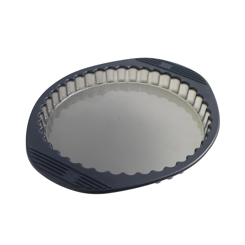 法國mastrad  |  派塔盤(透明灰)