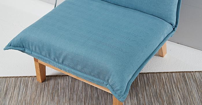 AJ2 │ 淺山 │ 碧空蔚藍 │ 單人沙發和室椅