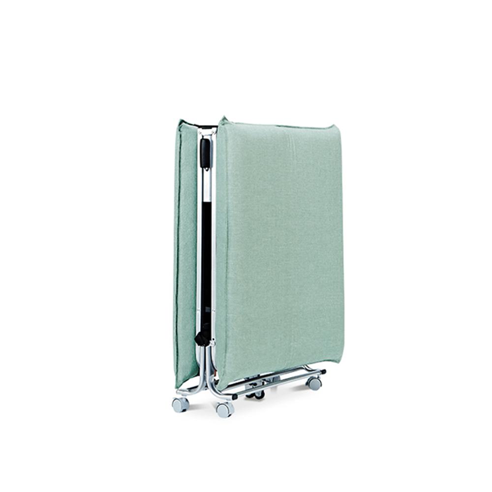 AJ2|摺|湖水綠|多功能折疊沙發床