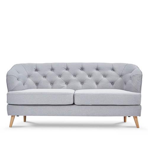 AJ2|凱莉|石墨灰|三人座沙發
