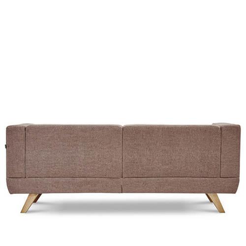 AJ2|吾列|摩卡咖|三人座沙發