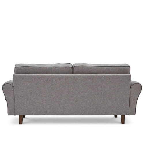 AJ2|棠那|石墨灰|三人座沙發