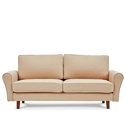 AJ2|棠那|淺咖|三人座沙發