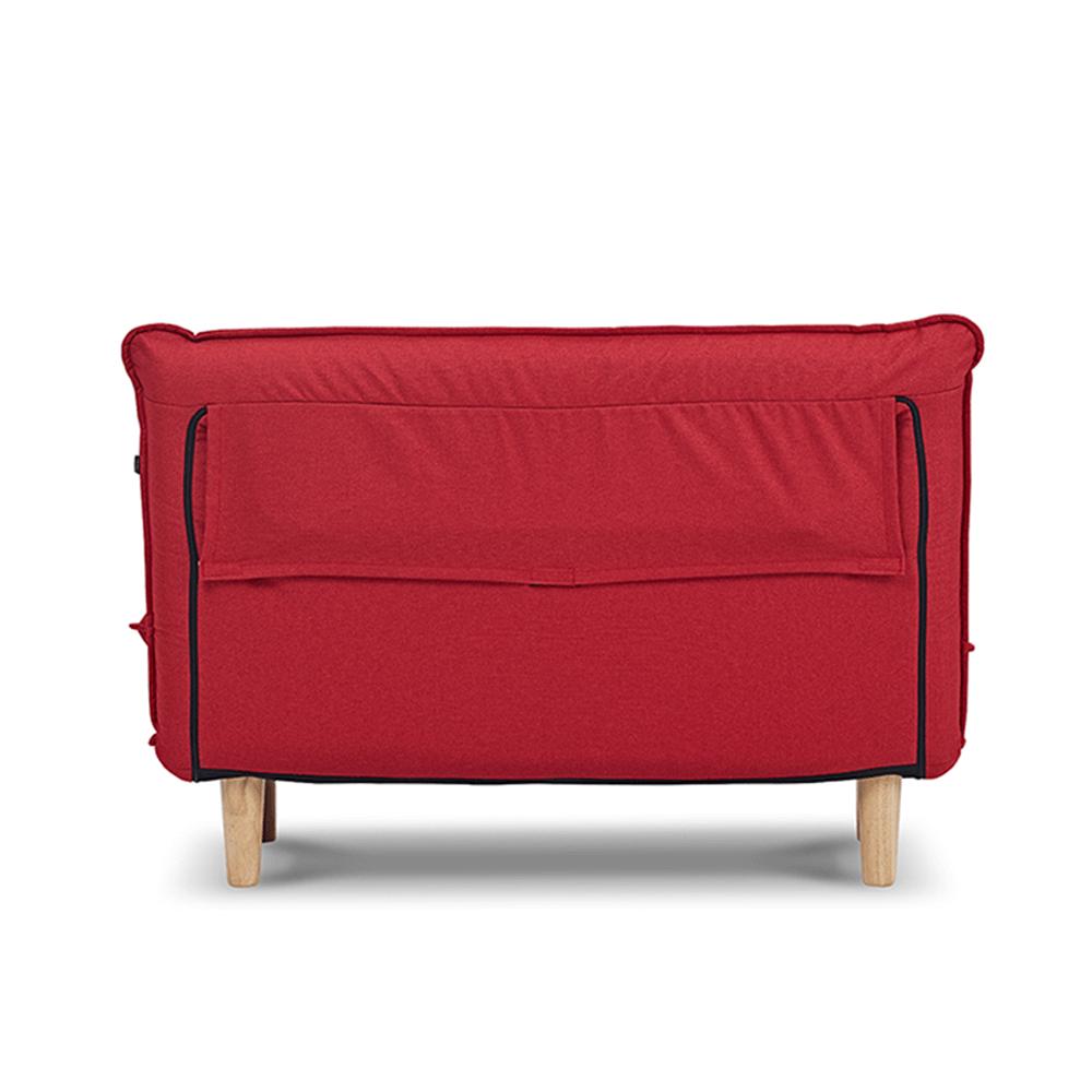 AJ2 奧圖 棠莓紅 雙人座沙發床